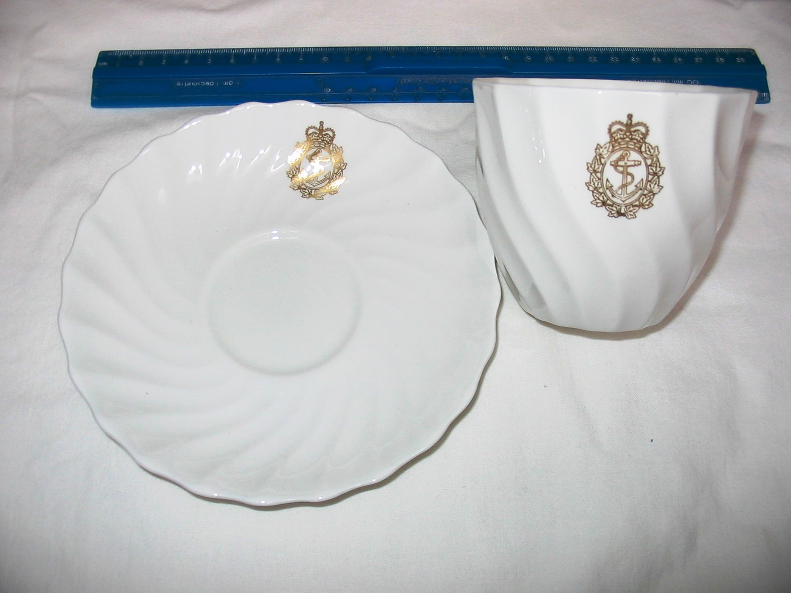 RCN Officer's China